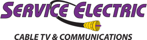 Service Electric Cable TV & Communications Logo