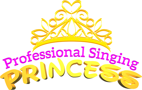 Professional Singing Princess Logo